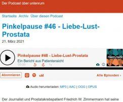 Podcast mit pinkelpause.de